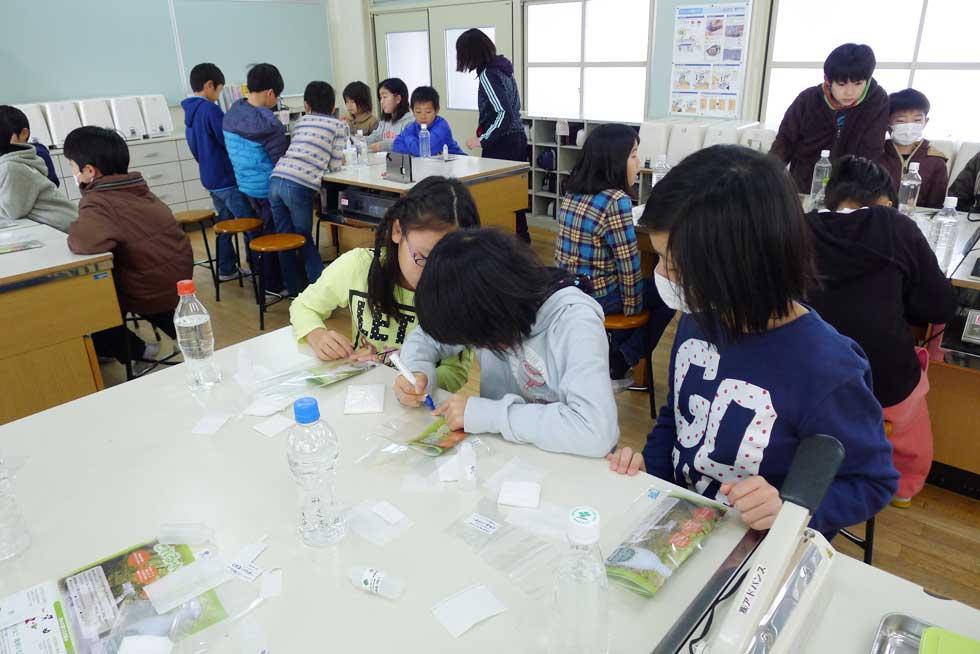 エコ製品体験教室写真03