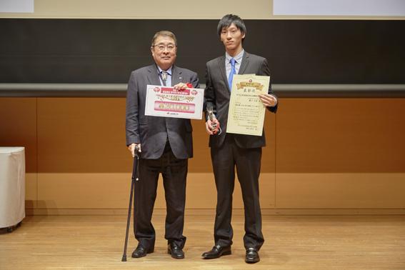 第13回大商大ビジネス・アイディアコンテスト表彰式
