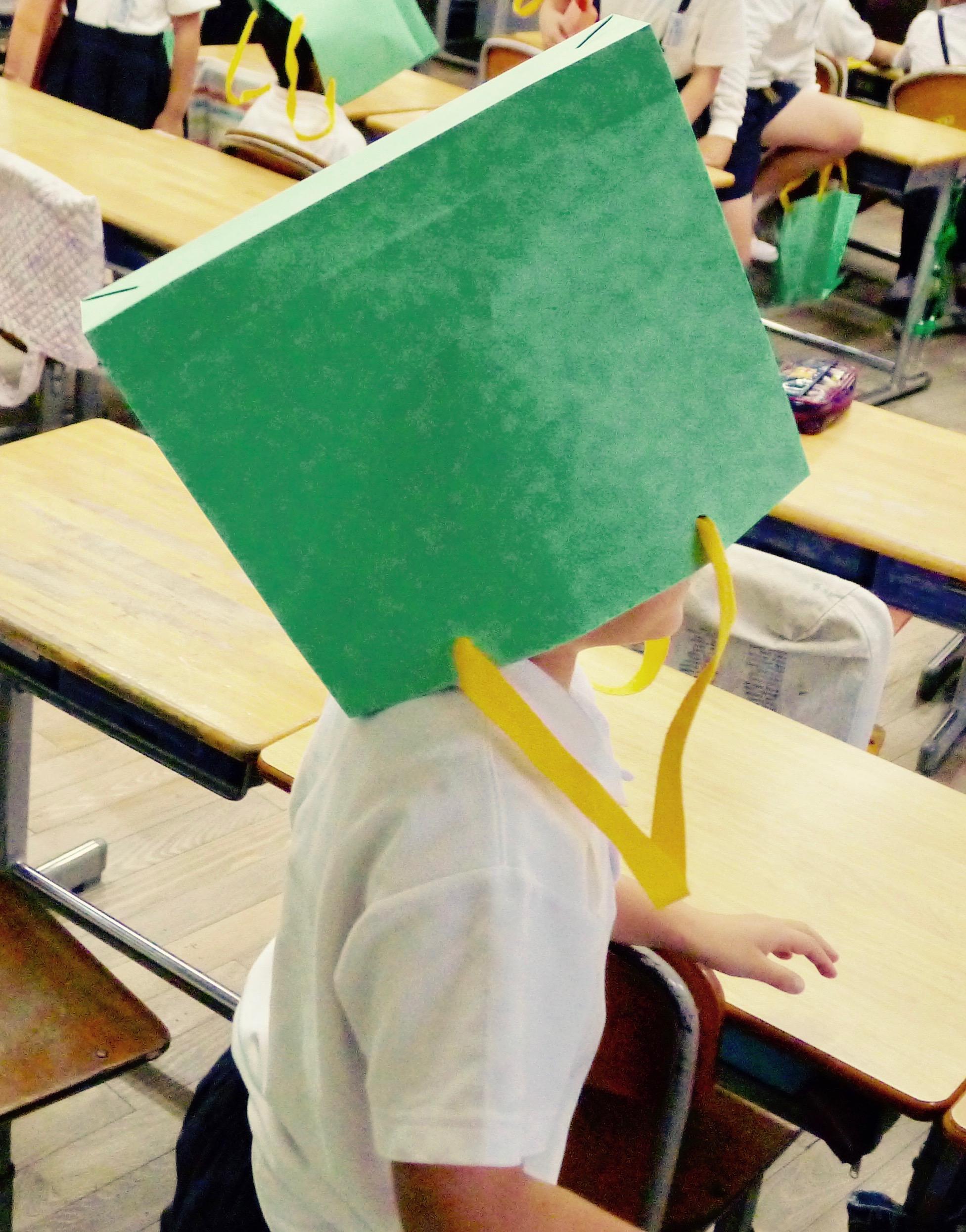 紙袋体験教室