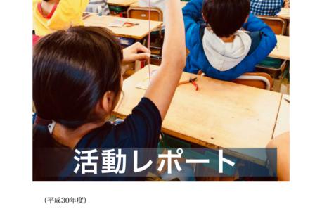 平成30年度 活動報告レポート