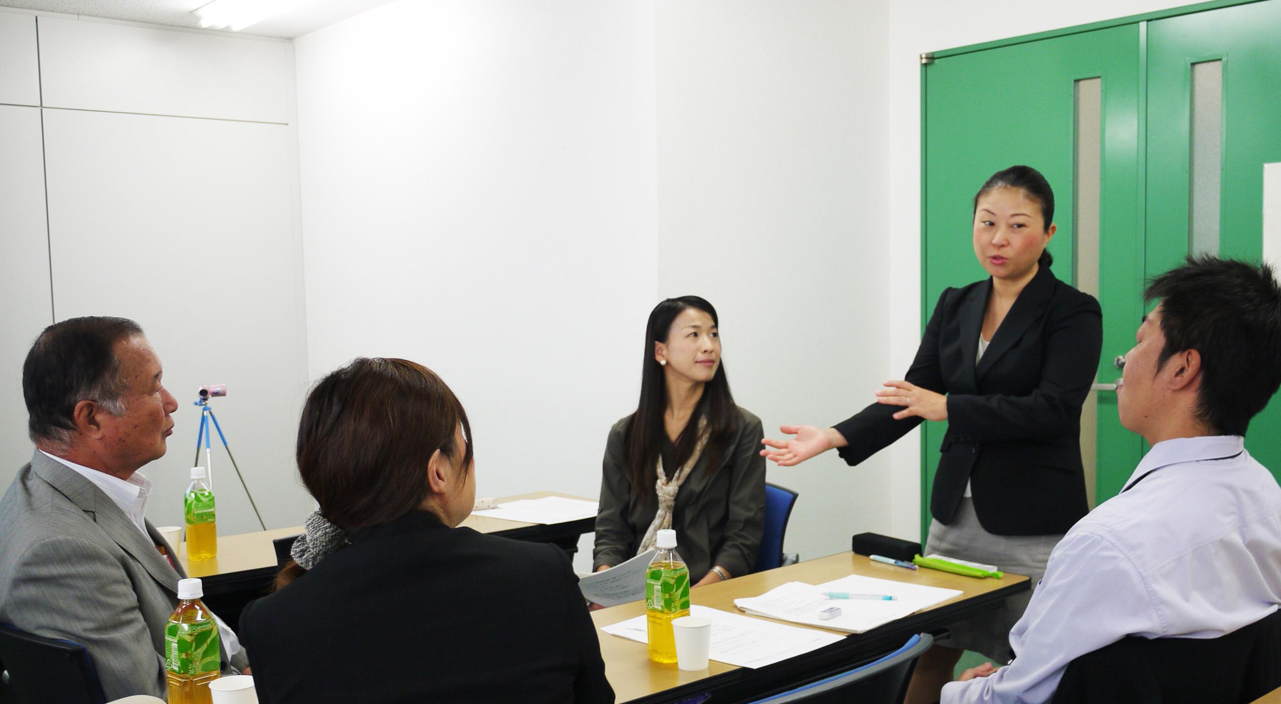 参加者募集!管理職のための メンタルヘルスビジネスケアコース (10/16〜17)